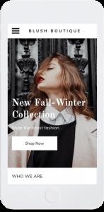 Fashion_store_Mobile